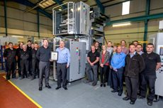 Compact Foilers win Gold Award